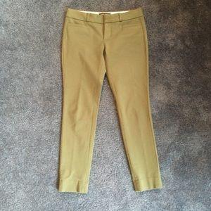 Banana Republic Sloan pants 00P